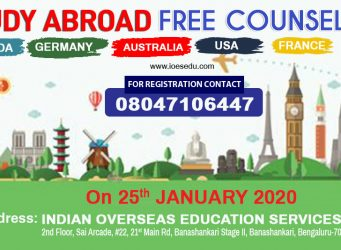 study abroad education fair 2020 free counselling