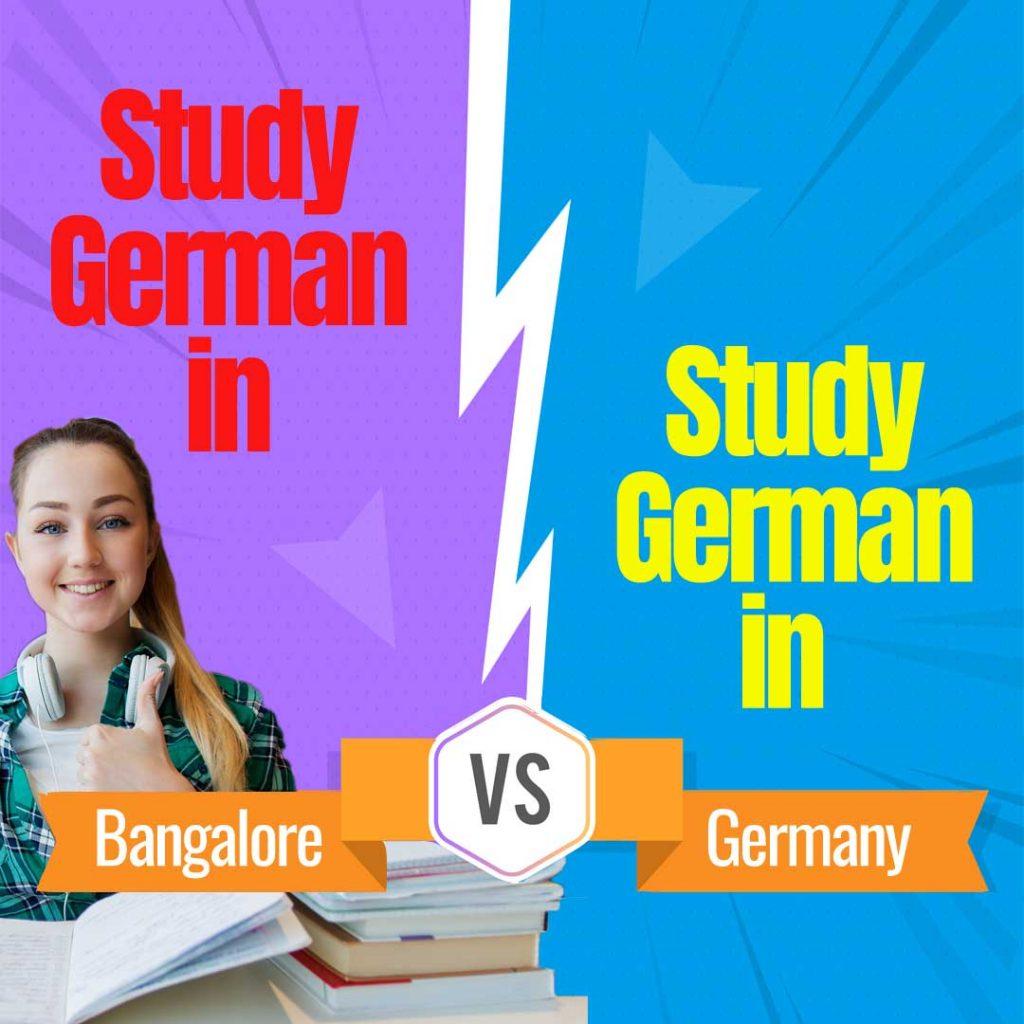 German online classes & German classes in Bangalore Banashankari