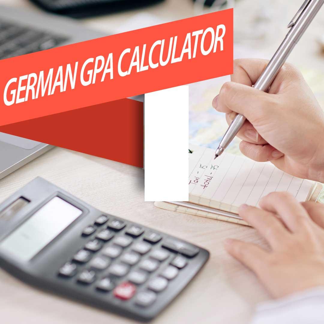 German GPA Calculator Convert CGPA in to GPA or Indian Percentage