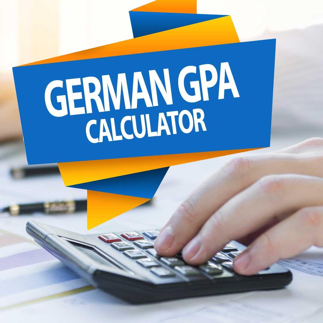 German GPA Calculator