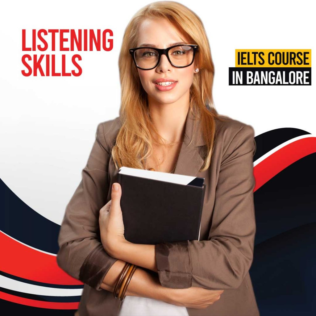 IELTS Listening - IELTS Course in Bangalore
