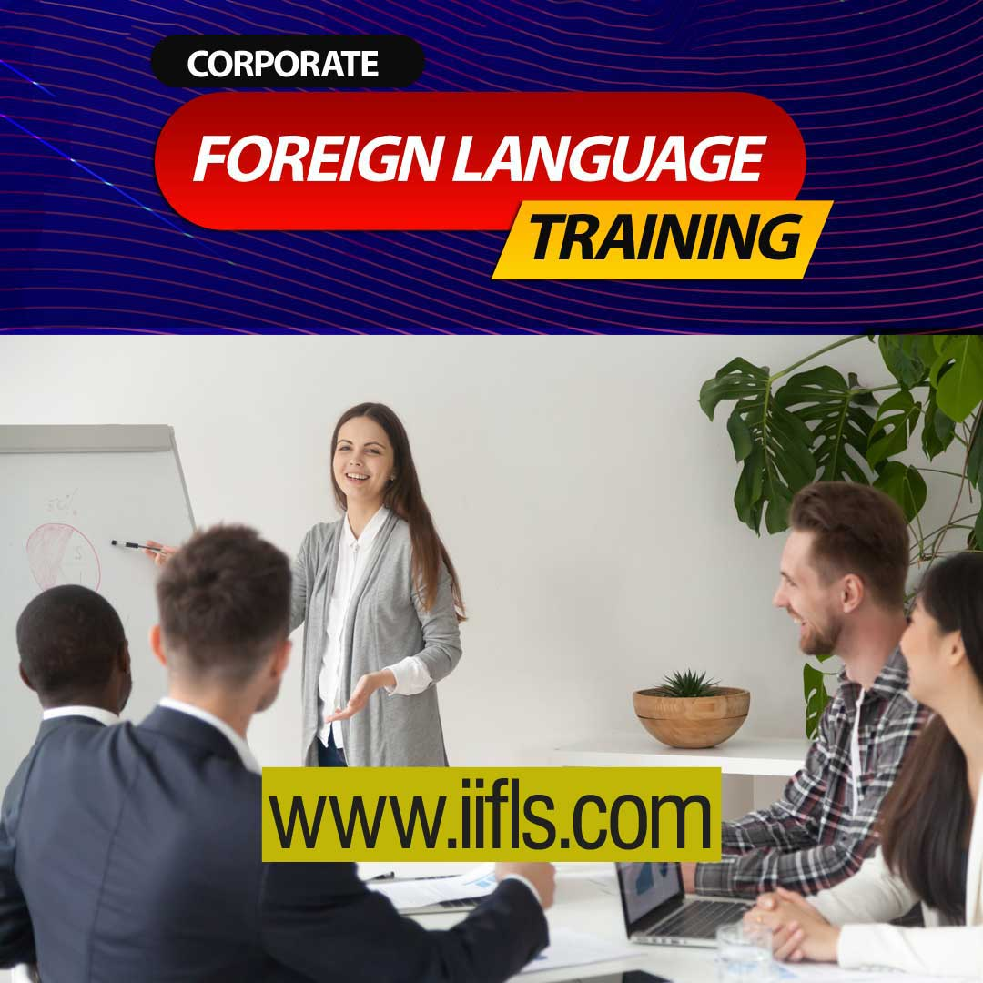 Corporate Training for Foreign Language in Bangalore