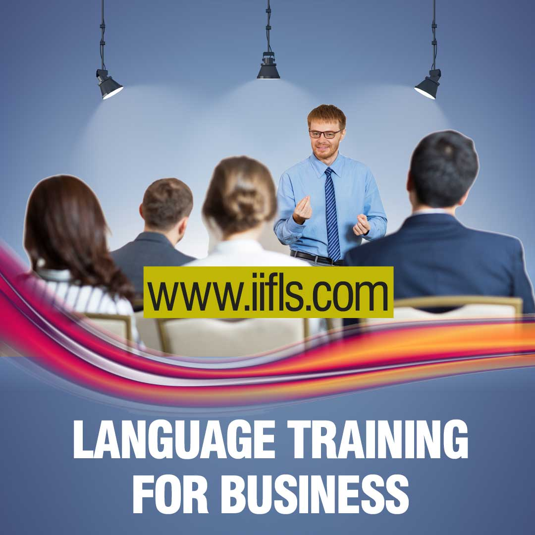 Language training for business in bangalore
