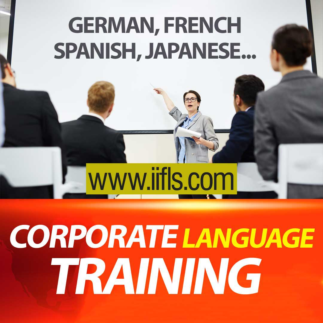 corporate language training in bangalore