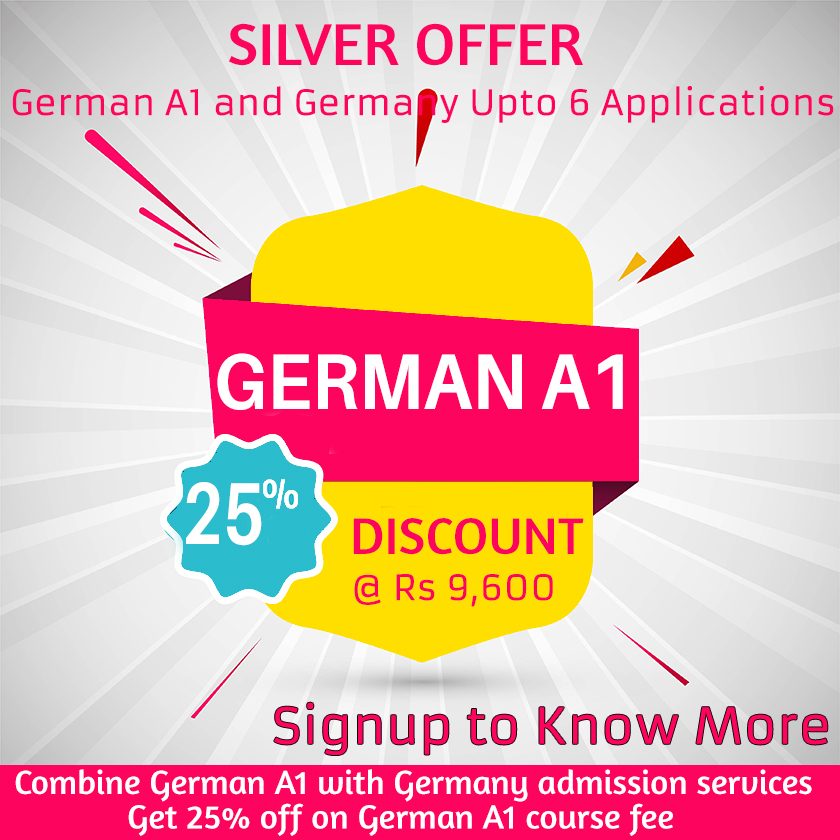 German Online Language Courses Silver Offer