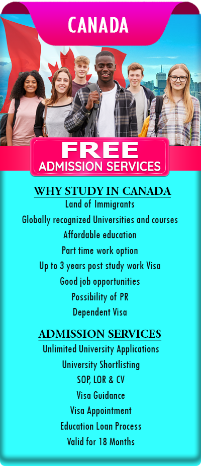Offer Banner Canada