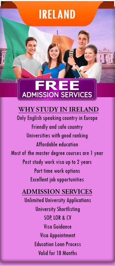Offer Banner Ireland