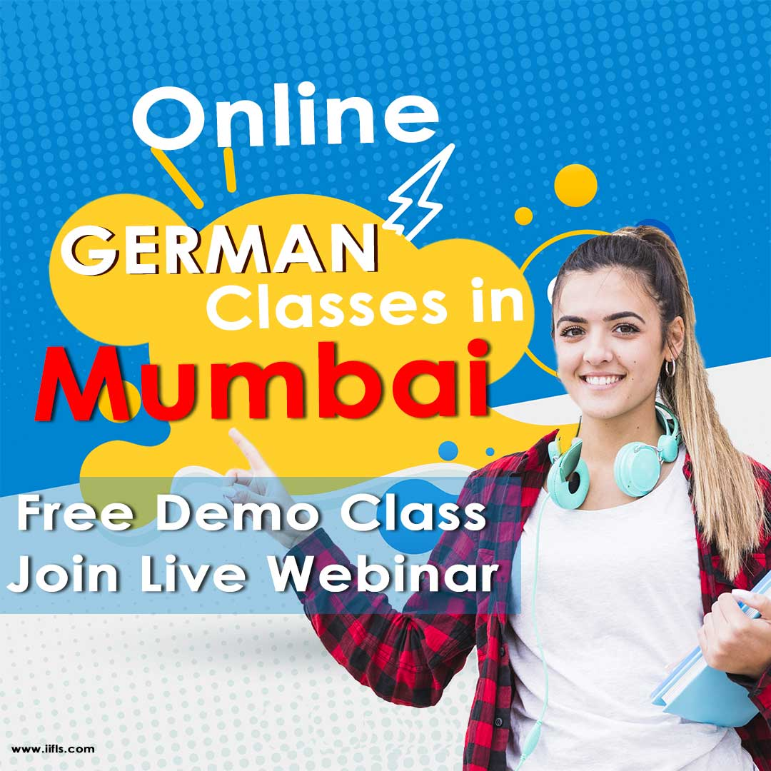 Online German Classes in Mumbai